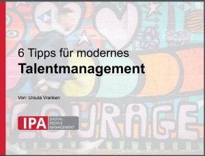 6 Tipps Talentmanagement