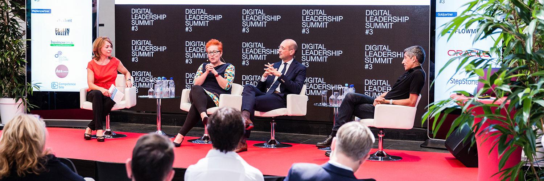 Digital Leadership Summit: Leitkonferenz für Führung im digitalen Zeitalter