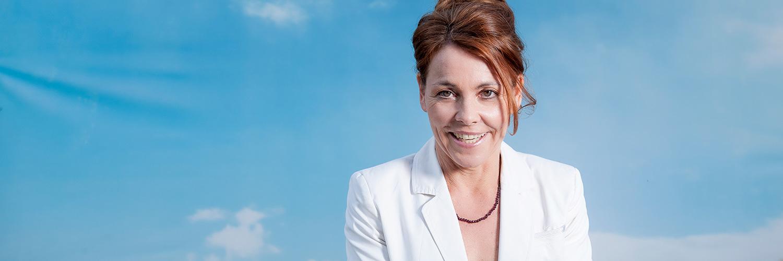 Ursula Vranken, CEO und Founder IPA Institut für Personalentwicklung und Arbeitsorganisation.