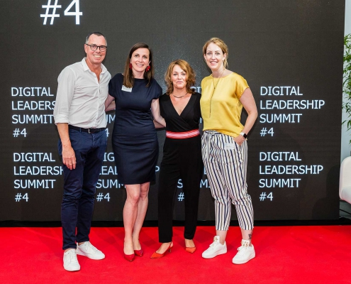 Ursula Vranken – Digital Leadership Summit: Leitkonferenz für Führung im digitalen Zeitalter