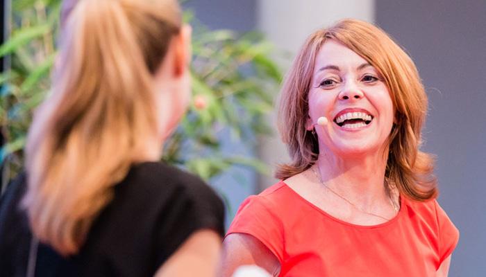 Ursula Vranken – Leitkonferenz für Führung im digitalen Zeitalter
